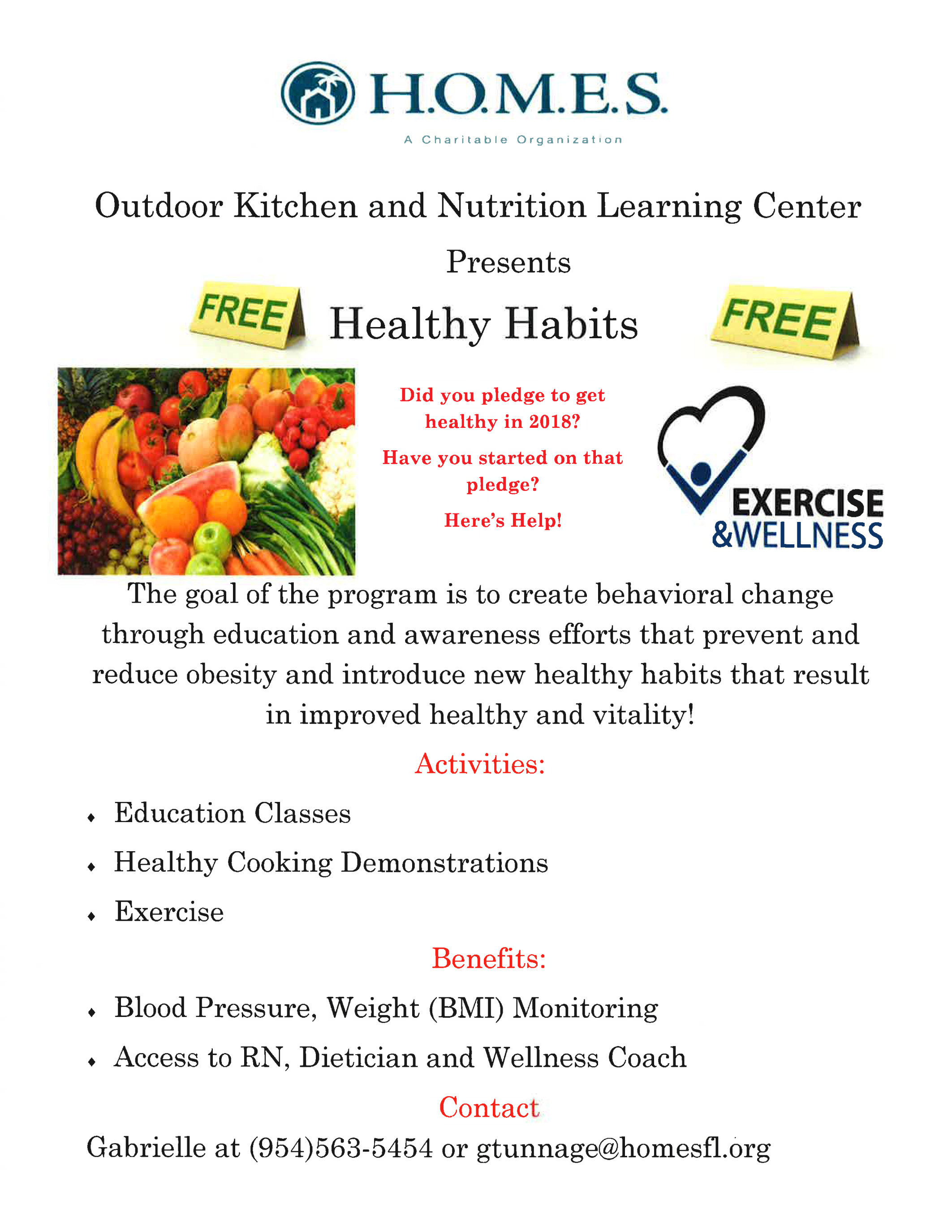 Healthy habits for healthy homes